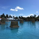 The Grotto Pool, Cove Hotel, Atlantis, Paradise Island, Atlantis