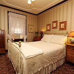 Authentic, elegant historic rooms from a bye-gone era!