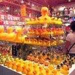 Stores (Lots of Duckies), Trolley Square, Salt Lake City, Utah