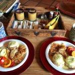 Breakfast - Day 1