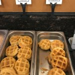 Waffles at Best Western Plus Inn