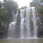 Llanos Del Cortez Waterfalls