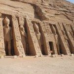 Abu Simbel Foto