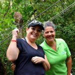 Our fabulous guide and Costa Rican friend -Eugenia!