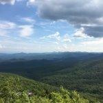 Rough Ridge Lookout