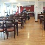Restaurante Açores na cobertura do Hotel Everest