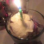 Complementary Birthday Desert, , Roxy, Eldorado, Reno, Nevada