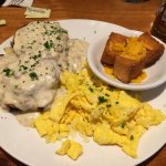 Sausage gravy is amazing.
