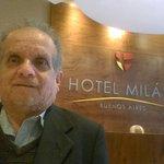 Bilde fra Hotel Milan