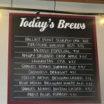 Today's Brews List, Red Robin Gourmet Burger, Santa Clara, CA