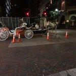 Nighttime Carriage