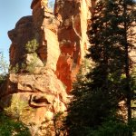 more rock formations