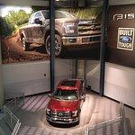 F150 display