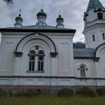Russian Orthodox church in Motomachi