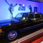 The Michael Jackson Car