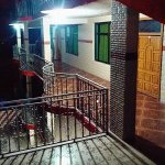the guest house is located at Bhurban Murree near PC bhurban