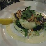 Delicious Day Boat Sea Scallop Entree