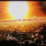 Nickelback Feed The Machine Tour, Saratoga Springs, NY, July 10, 2017 Photograph by Gueneviere W