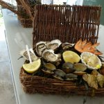 le plus petit des paniers de fruits de mer