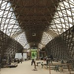 The Downlands Gridshell Structure