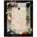 Local, southern style menu
