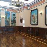 Real Casino de Murcia: Sala de armas.