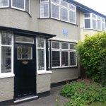 John Lennons childhood home