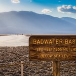 Badwater Imagem