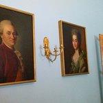 Портреты Олениных