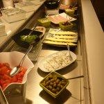 Breakfast Buffet at Sun Boutique Hotel/Kivotos Taverna,June, 2017