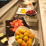 Breakfast Buffet at Sun Boutique Hotel/Kivotos Taverna, June, 2017