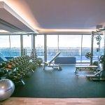 The state of the art gym setup
