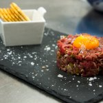 Steak tartar (Foto: BMFaus).
