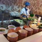 breakfast chinese options