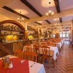 Reštaurácia Jasná - interiér