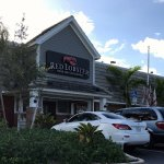 front of Red Lobster