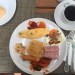 Part of Breakfast...
