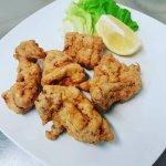 Pollo e coniglio fritti! 😋