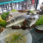 Spezialitäten des Buongiorno Restaurant in St. Peter Ording