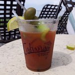 Bloody Mary from Cabana's