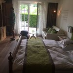 Photo de Hotel Heiligenstein