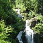 Photo de Triberger Waterfall