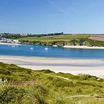 Padstow from Rock