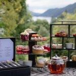 The perfect place to enjoy afternoon tea, on one of our stunning terraces