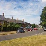Pub opposite the village green (plenty of parking)