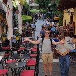 Walk up the Plaka Stairs to find Anafiotika Restaurant