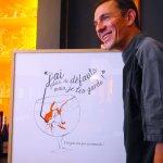 Bertrand Bureau, Chef du Restaurant le Quai 38 Lille