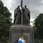 Photo of Monument to Cyril and Methodius