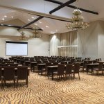 our state of the Art conference hall can host 200 pax class room style