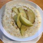 Vanilla porridge